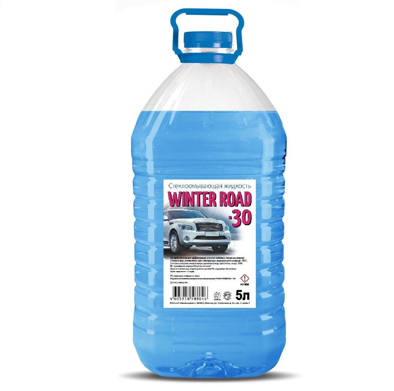 Жидкость для омывания стекла своими руками